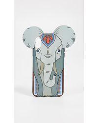 Iphoria - Grey Elephant Iphone X Case - Lyst