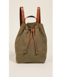 Madewell - The Canvas Somerset Backpack - Lyst