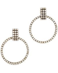 DANNIJO - Stafno Earrings - Lyst