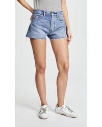 Levi's - Lmc X Shopbop Siren Shorts - Lyst