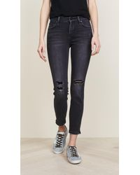 Habitual - Mid Rise Ankle Skinny Jeans - Lyst