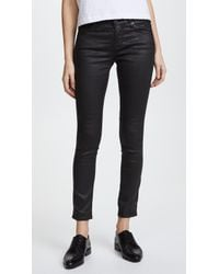 AG Jeans - The Super Skinny Legging Ankle Jeans - Lyst