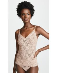 Hanky Panky - Signature Lace V Front Cami - Lyst