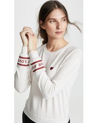 Spiritual Gangster - Give Savasana Sweatshirt - Lyst