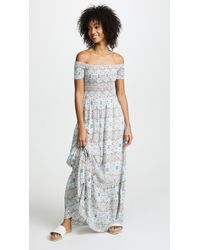 Cooper & Ella - Senna Maxi Dress - Lyst