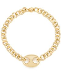 Gabriela Artigas - Egg Link Chain Choker Necklace - Lyst