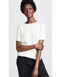Theory - Cashmere Tolleree Sweater - Lyst