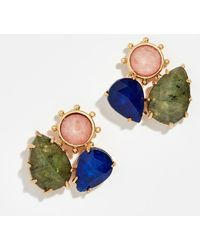 Kate Spade - Perfectly Imperfect Cluster Studs - Lyst