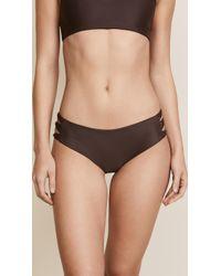 Mikoh Swimwear | Barcelona Bikini Bottoms | Lyst