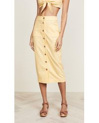 Clayton - Becker Skirt - Lyst