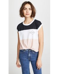 Rag & Bone - Percy Muscle Tee - Lyst
