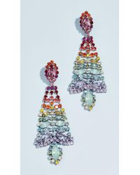 DANNIJO - Lala Earrings - Lyst