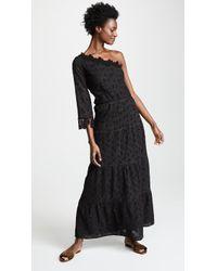 Temptation Positano - Sumatra One Sleeve Maxi Dress - Lyst