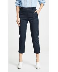 Vince - Washed Pants - Lyst