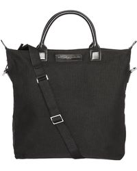 Want Les Essentiels De La Vie - O'hare Canvas Shopper Tote - Lyst