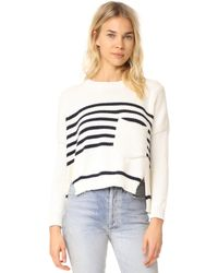 Faithfull The Brand - Monaco Knit Sweater - Lyst