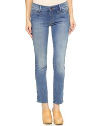 M.i.h Jeans - The Paris Cropped Jeans - Lyst