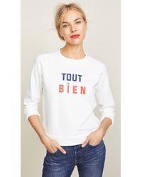 Sea - Tout Bien Sweatshirt - Lyst
