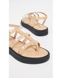 Melissa - X Salinas Caribe Strappy Sandals - Lyst