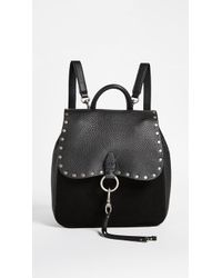 Rebecca Minkoff | Keith Convertible Backpack | Lyst