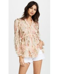 Zimmermann - Prima Floating Top - Lyst