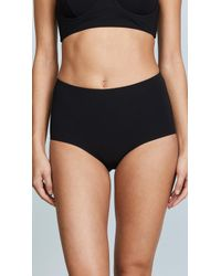 Tory Burch - Solid High Waist Bottoms - Lyst