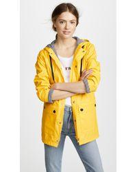 Petit Bateau | Classic Raincoat | Lyst
