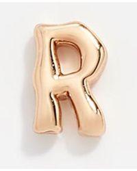 Rebecca Minkoff - Initial Single Stud Earrings - Lyst