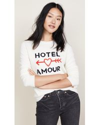 Chinti & Parker - Hotel Amour Cashmere Sweater - Lyst