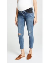 Citizens of Humanity - Maternity Avedon Ankle Jeans - Lyst