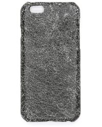 Valenz - Cracked Leather Iphone 6 / 6s Case - Lyst