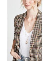 BaubleBar - Locket Layered Necklace - Lyst