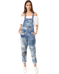 PRPS - Painted Overalls - Lyst