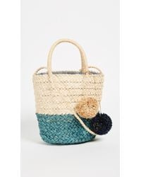 Hat Attack - Bi-color Tote - Lyst