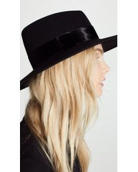 Eugenia Kim - Harlowe Hat - Lyst