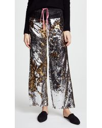 Nude - Multicolor Trousers - Lyst