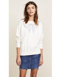 Scotch & Soda - Sailor Sweatshirt - Lyst