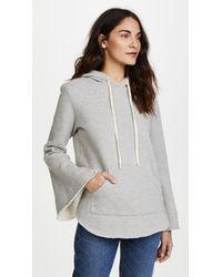 CLU - Hoodie Sweatshirt - Lyst