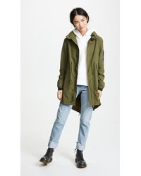 Penfield - Pancho Parka - Lyst