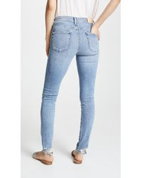 Citizens of Humanity - Rocket High Rise Skinny Jeans - Lyst