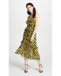 Parker - Josie Combo Dress - Lyst