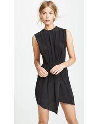 L'Agence - Cipriana Dress - Lyst