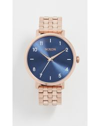 Nixon - Arrow Watch, 39mm - Lyst