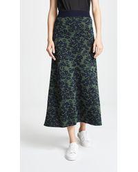 Sonia Rykiel - Patterned Skirt - Lyst