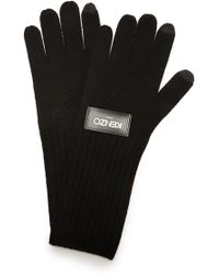 KENZO - Texting Gloves - Lyst