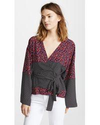 Robert Rodriguez | Kimono Jacket | Lyst