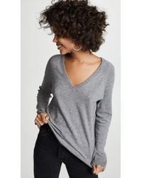 Equipment - Asher V-neck Sweater - Lyst