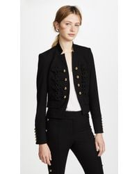Veronica Beard - June Band Jacket - Lyst