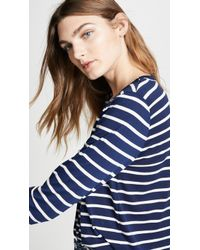 Liana - The Striped Millie Tee - Lyst