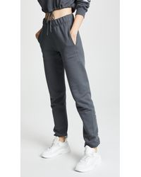 Les Girls, Les Boys - Girls Loopback Track Trousers - Lyst